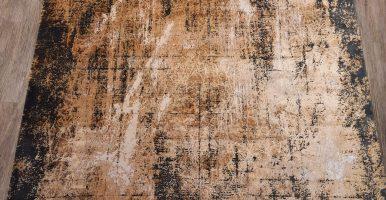 Designteppich Pierre Cardin Elysee gold